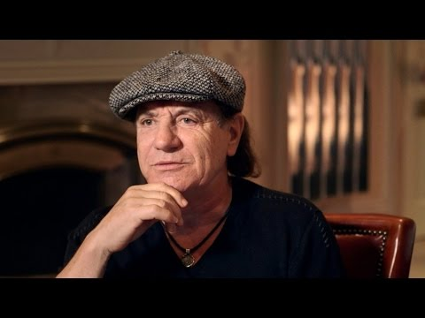Brian Johnson On Filming Cars That Rock