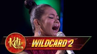 Amel [BIARLAH MERANA] Merdu Banget!!  - Gerbang Wildcard 2 (4/8)