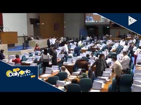 Panukalang 2020 nat'l budget, hindi muna isusumite ng DBM sa Kongreso