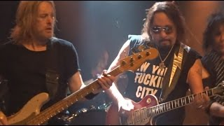 Ace Frehley- Cold Gin - live HD @Melkweg Amsterdam Holland, 9 June 2015