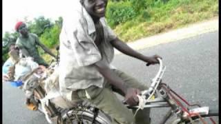 preview picture of video 'Burundi's Biking Bananas!'