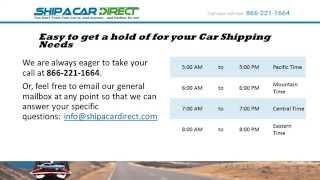 How Much To Transport A Car To Another State – Get Low Rates