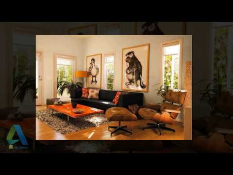 [Daily Decor] Brown And Orange Living Room Mp3
