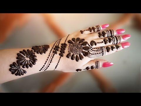 Download Modern Style New Henna Mehndi Design 2019 New Henna
