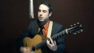 Luke Hill - Wrap Your Troubles In Dreams - Solo Acoustic Swing Guitar / Gypsy Jazz