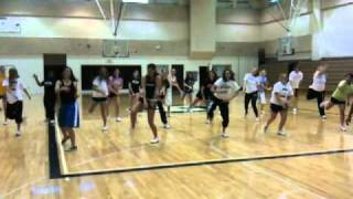 In Ya Face (Remix), Ebony Eyez (for HHS Cheer)