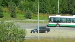 preview picture of video 'Estonian police stuck in the sand--- nice thinking! vol.1'