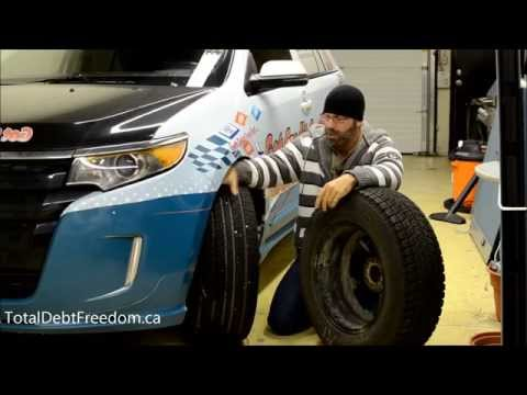How To Pick Winter Tires In Canada
