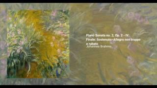 Piano Sonata no. 2, Op. 2