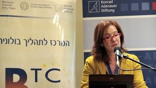 """Challenges of academic internationalisation in Greece""<br>Lecture at BTC Ben-Gurion University (2014)"