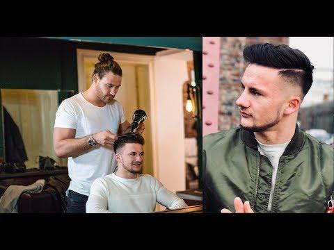 Haarstyling TUTORIAL für Männer bei kurzen Haaren - Die BESTEN Tipps