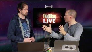 Nuoviso Live #3 – mit Robert Stein & Frank Höfer