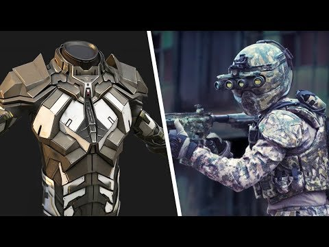 The Most Terrifying and Powerful Protective Uniforms in the World!