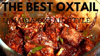 The Best Oxtail Recipe | How To Prepare Oxtail FOR NEXT DAY FOR COOKING