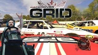 Race Driver: GRID - самые брутальные гонки - без правил!