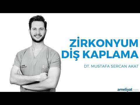 Zirkonyum Diş Kaplama (Dt. Mustafa Sercan Akat)
