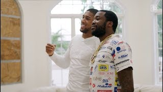 40 DAYS: #JoshuaRuiz | Episode 1: Anthony Joshua Takes Miami (Executive Produced by #MeekMill)