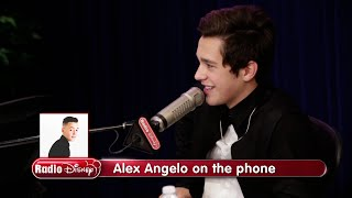 Austin Mahone - Would You Rather with Alex Angelo | Radio Disney Insider | Radio Disney