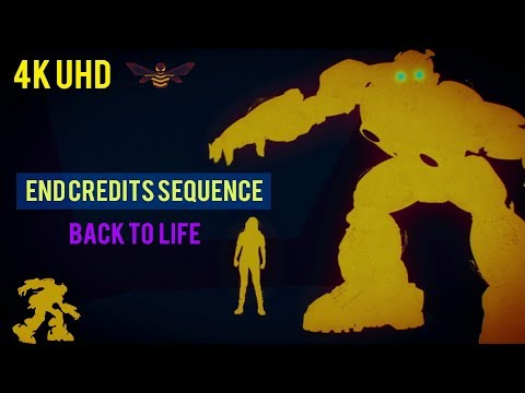 Bumblebee [2018] End Credits Sequence [4K UHD] Back To Life