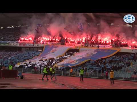 IFK-MFF 2017 | Hemmapremiär | Tifo