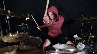 Lil Xan - Betrayed - Drum Cover