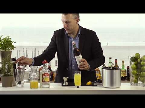 Tequila Sunrise maken