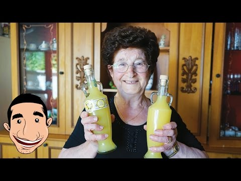 LIMONCELLO RECIPE | Nonna making the best limoncello in the world | Italian Homemade Recipe