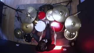 Jacopo Volpe - Post Malone - Paranoid (Drum Cover)