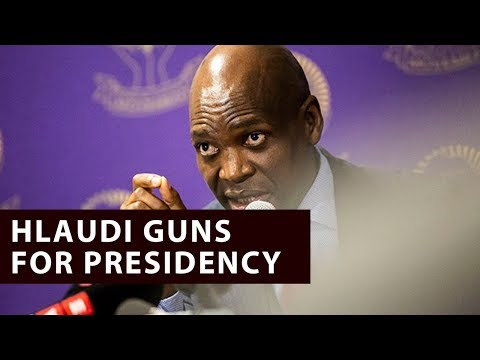 Hlaudi: I want to be the president that's the bottom line
