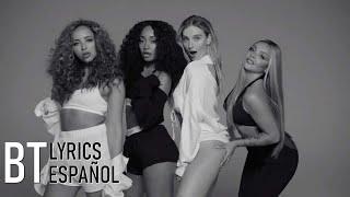 Little Mix   Strip Ft. Sharaya J (Lyrics + Español) Video Official