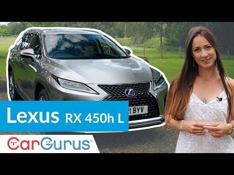 Lexus RX 450h L 2021 Review: Still the go-to hybrid SUV? | CarGurus UK