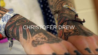 Christofer Drew Tattoo Interview   Ink And Honor
