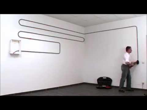 Técnica para cablear_como pasar cables