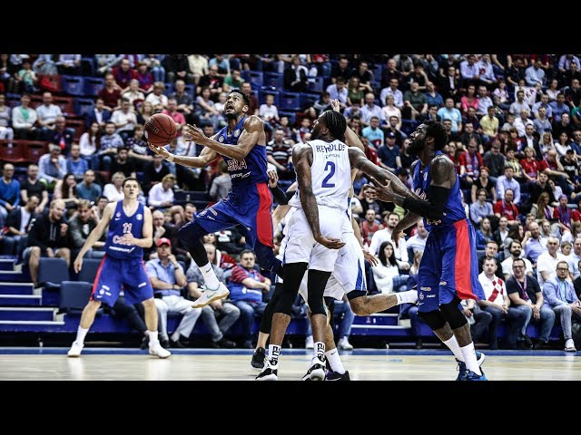 CSKA vs Zenit Highlights Semifinals Game 1, May 23, 2019