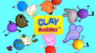 Peppa Pig Clay Buddies and activity book - Mini Clay - surprise Blind Packs