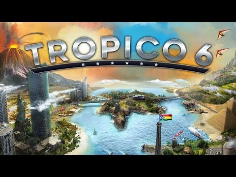Стрим беты Tropico 6. Часть2