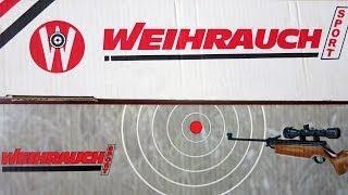 Weihrauch HW95 Unboxing + Comparison