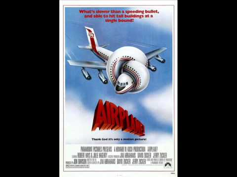 "End Credits Music from the movie ""Airplane!"""