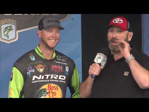 Elite weigh-in: Lake Martin Championship Sunday