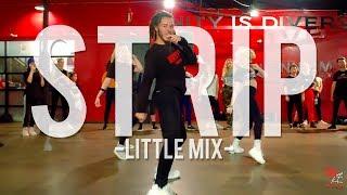 Little Mix - Strip ft. Sharaya J | Hamilton Evans Choreography
