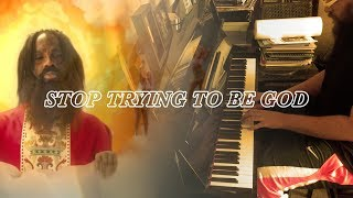Travis Scott - STOP TRYING TO BE GOD