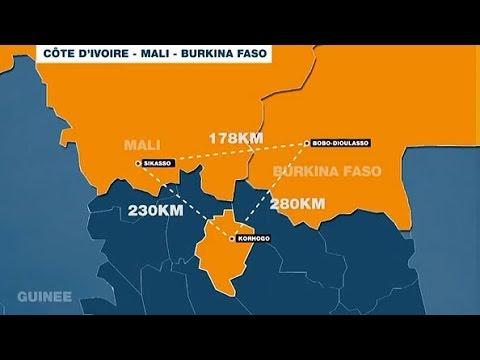 DÉVELOPPEMENT DES ÉCONOMIES, SIKOBO : ZONE ÉCONOMIQUE SPÉCIALE, CÔTE D'IVOIRE, MALI, BURKINA FASO, GRAND DOSSIER.