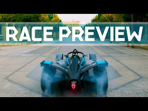 Why You Should Watch The 2018 SAUDIA Ad Diriyah E-Prix | ABB FIA Formula E Championship