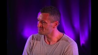 """The Kookaburra"": A story of male to male mentoring | Glenn Manton | TEDxStKilda"