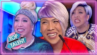 Vice Ganda's Funny Auditions on Got Talent Philippines and Idol | Top Talent