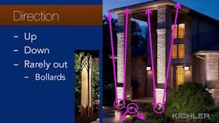Kichler Landscape Lighting - Designing 1 - Creating the Design