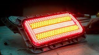 Building B Is For Build 240z Tail Lights | (Part 1 | Restoration) (4K)