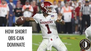 Short QBs: How They Can Dominate