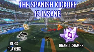 Avoiding The Spanish Kickoff || High Level GC Gameplay vs RLRS players