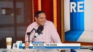 Editor of The MMQB Peter King Talks Tony Romo, Raiders To Las Vegas & More - 3/27/17